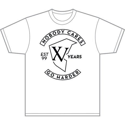 XV Year TEE WHT