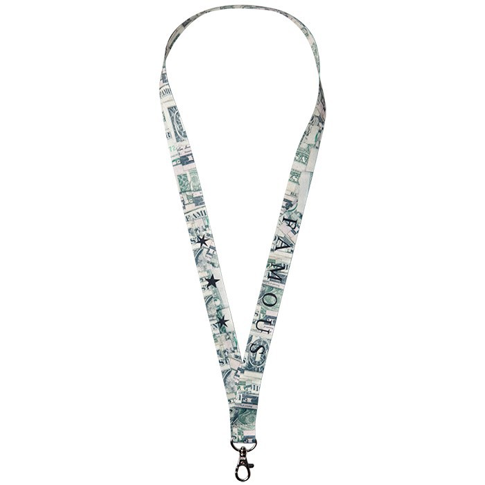 Cash Flow Lanyard